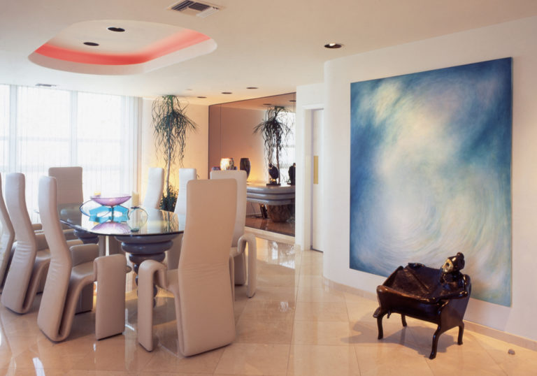 Interior real estate